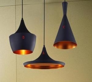 Подвесной светильник, лофт, абажур, металл, стимпанк, минималистичный