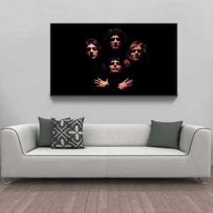 постер группы Queen купить большого формата недорого