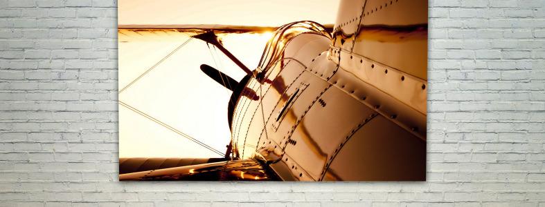 постер винтажный самолет аэроплан купить казань саратов пермь екатеринбург ульяновск