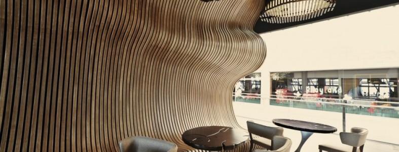 оформление стен и интерьера кафе бара купить интернет магазин