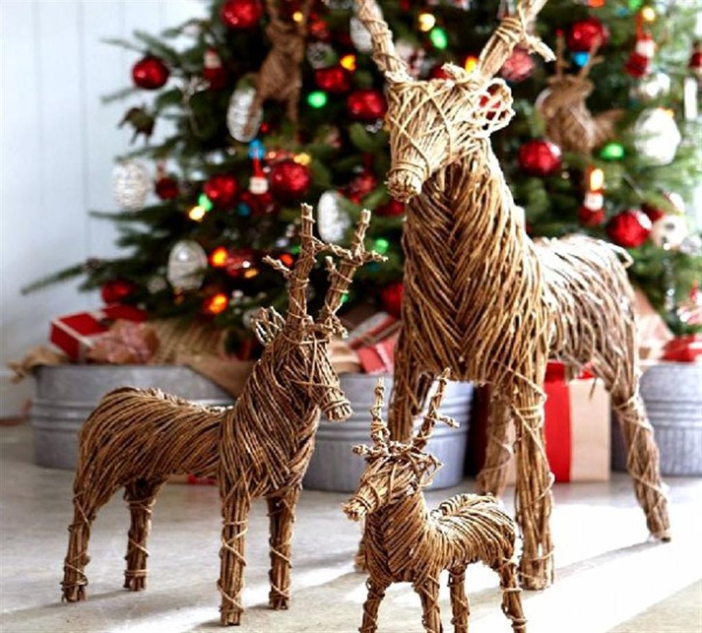 рождественское дерево новогоднее украшение