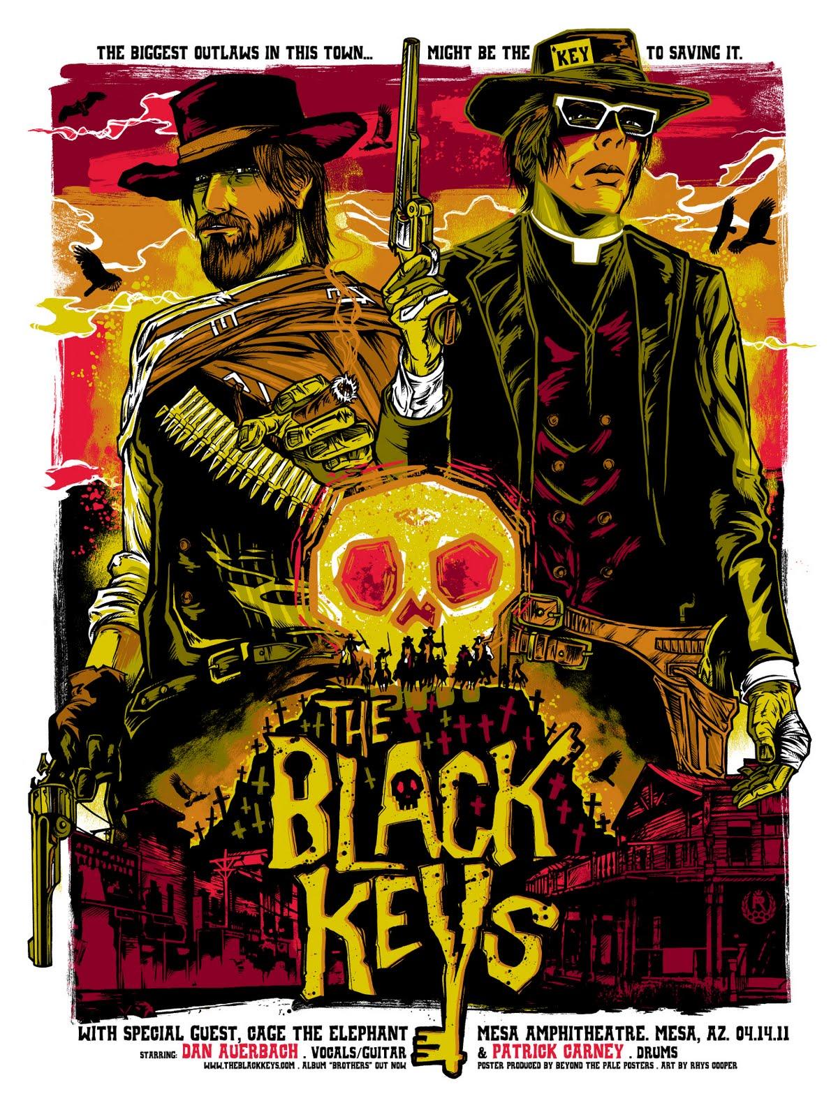 black-keys-southwest-poster